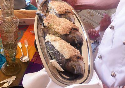 Kala pöytään